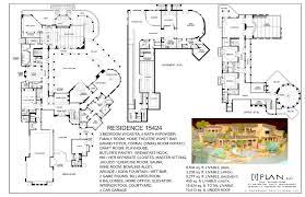 italian villa floor plans palatial italian villa