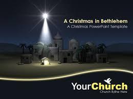 christian christmas powerpoint template free christian christmas