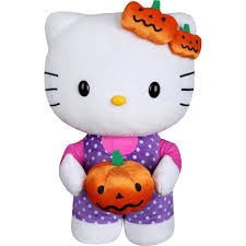 hello kitty halloween greeter decorations so frightful gifts