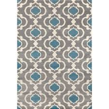 Green Trellis Rug Stain Resistant Area Rugs Rugs The Home Depot