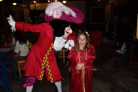 capt hook disneyland character meet and greet mickey u0027s halloween