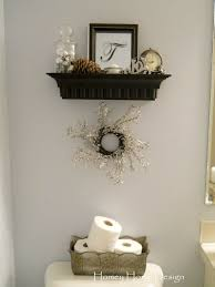 small half bathroom ideas marvelous small half bathroom ideas box and shelf above toilet