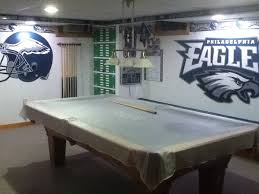 shocking cave ideas decorating ideas 35 best philadelphia eagles cave images on