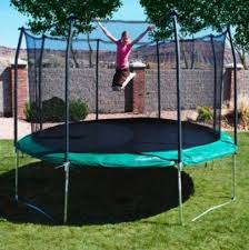 Backyard Gymnastics Equipment Best Trampolines For 2018 Trampolinestoday Com