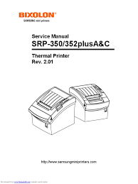 download srp350 service manual docshare tips