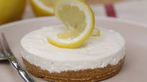 Lemon Cheesecake Decoration Limoncello No Bake Cheesecake Recipe Bettycrocker Com