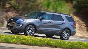 Ford Explorer Ecoboost - 2016 ford explorer limited ecoboost rear end 2016 ford explorer