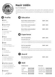 new resume format free professional best free resume templates for 2018 new resume format