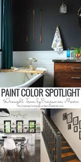 remodelaholic color spotlight benjamin moore wrought iron