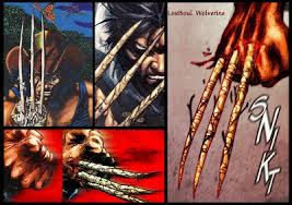 wolverine s claws marvel why doesn t wolverine bleed when his claws come out