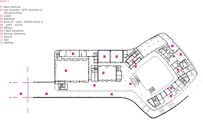 Airport Floor Plan hilton amsterdam airport schiphol by mecanoo