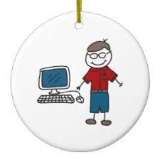 computer keyboard ornaments keepsake ornaments zazzle