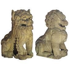 jade lion statue tips foo dogs jade lion shishi statue