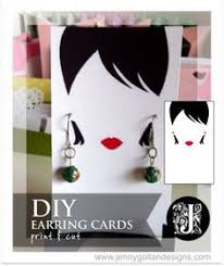 108 best dispays earrings images on pinterest bead jewellery