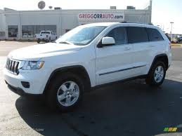 jeep 2011 grand for sale 2011 jeep grand laredo 4x4 in white 514764 jax