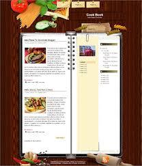 food recipe blog website templates u0026 themes free u0026 premium