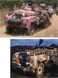 sas land rover series iia u0027pink panther u0027