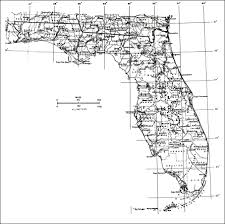 West Palm Beach Fl Map General Map Of Florida 1978