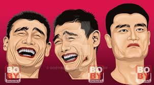 Jao Ming Meme - yao ming meme face by bobyberto on deviantart
