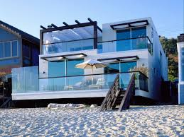 modern beach home plans alexander gorlin architects built with european limestone and