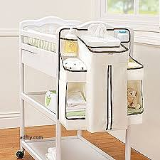 Changing Table Side Organizer Changing Table Luxury Changing Table Side Organizer Changing