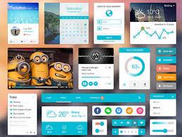 free ui kits for sketch app and website designers designmodo