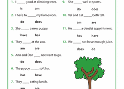 english grammar verbs worksheets for grade 2 best resumes