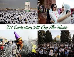 eid celebration around the world the royale