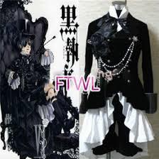 Butler Halloween Costume Discount Black Butler Cosplay 2017 Black Butler Cosplay
