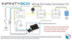 holley dominator efi wiring diagram