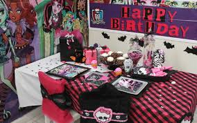 monster high party planning ideas birthday party stuff