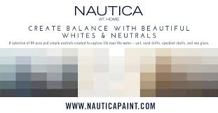 neutral paint colors from nautica paint