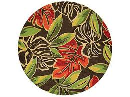round outdoor area rugs patioliving