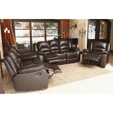 Top Grain Leather Sofa Recliner Abbyson Living Verona Top Grain Leather Reclining Sofa Loveseat