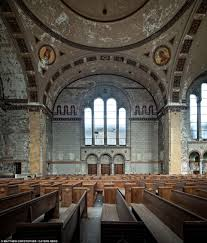 matthew christopher u0027s photographs of abandoned churches daily