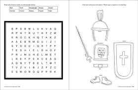 the armor color and cut out activity book for year olds bebo