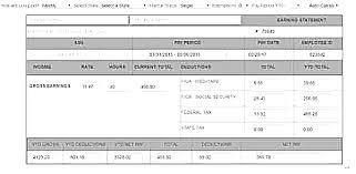 pay stub template paystub wonderful snapshot u2013 studiootb