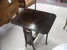 Drop Side Table Drop Side Table With Walnut Drop Side Table Antiques