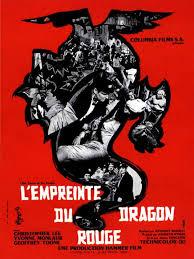 L'Empreinte du dragon rouge affiche