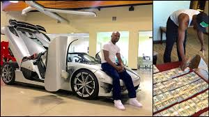 floyd mayweather buys 4 8 million supercar koenigsegg ccxr