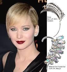s ear cuffs must fashion of the week ear cuff fashion