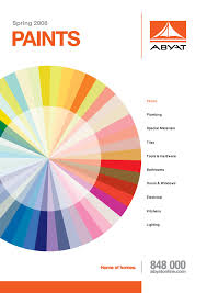 paint catalogue by ahmed sami issuu