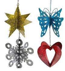 hanging icons for solar mobile wind spinner set of 4 accessory