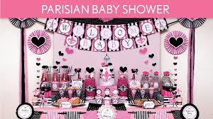 parisian baby shower parisian baby shower party ideas parisian s47