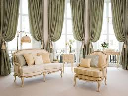 Curtains For A Large Window Inspiration Contemporary Window Treatments For Inspirations Also Curtains