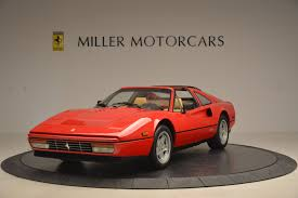 ferrari dealership showroom 1987 ferrari 328 gts stock 4400c for sale near greenwich ct