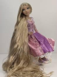 review rapunzel tonner doll disney showcase