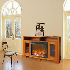 blower electric fireplaces fireplaces the home depot
