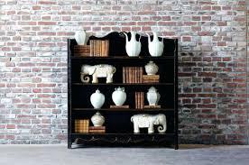 Long Low Bookshelf Small Long Bookcase Ldnmen Com