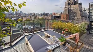 lippes roof terrace gregg bleam landscape architect